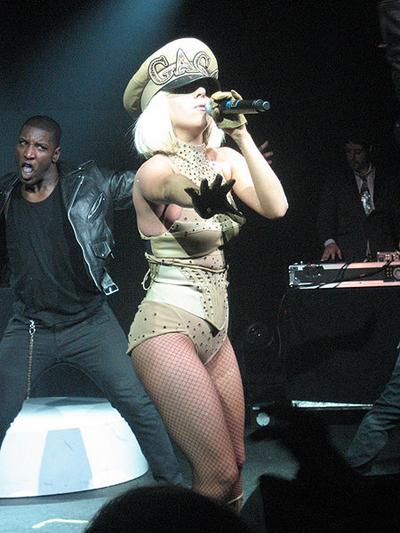 Lady Gaga Hermafrodit