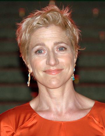 The actress who portrays Nurse Jackie.