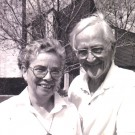 JoAnn Evansgardner and her partner, Gerry Gardner