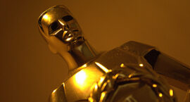 Oscars were handed out