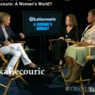 "We Love: Couric, Steinem, Greene Weigh In On ""The End of Men"""