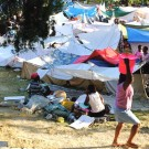 Rape a Part of Daily Life for Women in Haitian Relief Camps