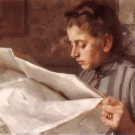newspaperwoman