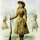 Happy 150th Birthday, Annie Oakley!