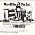 From The Stacks: More Miles Per Gal