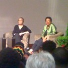 Listening to bell hooks and Gloria Steinem