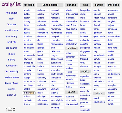 Craigslist N Ms >> Still Much Ado About Craigslist Ms Magazine