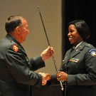 Louisiana Army National Guard welcomes 25 new officers