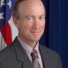 MITCH DANIELS PORTRAITS