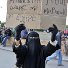 Women Rise to the Challenge in the Arab Spring