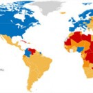 Slavery World Map (Courtesy of CNN)