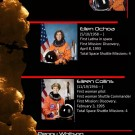 Last Woman on the Space Shuttle in T-5, 4, 3, 2, 1!