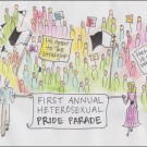 Announcing … The First Annual Straight Pride Parade!