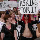A 17-Year-Old Does SlutWalk