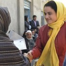 Peace Unveiled–An Interview with Afghan Women's Rights Activist Hasina Safi
