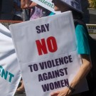 HERvotes: Reauthorize the Violence Against Women Act!