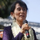 """The Lady"" Takes Office in Burma"