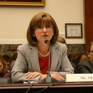 Debra_L._Ness_testifying_at_a_U.S._Congressional_Hearing_on_FMLA,_July_2009