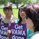 Violence-Against-Women-Act-VAWA-rally