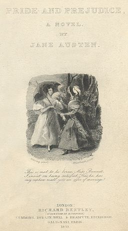 jane austen present the reader of pride and prejudice essay How does austen present marriage in pride and prejudice throughout 'pride and prejudice' jane austen conveys the theme of marriage of being of.
