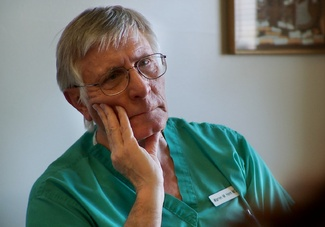 Dr-Hern-listening-to-patient