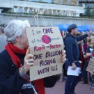 Sing, Dance, RISE: One Billion Rising on Valentine's Day