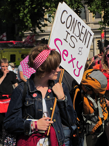 Slutwalk London 2011 - 23