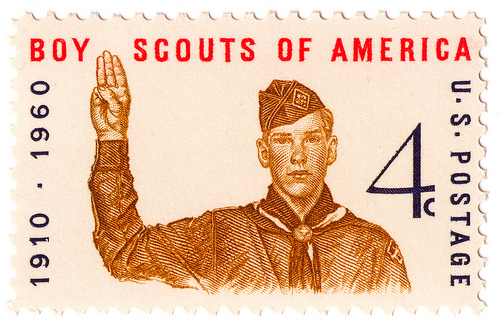 50th Anniversary of Boy Scouts of America (1960)