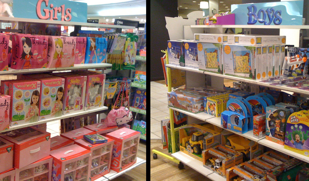 Toys For Boys Magazine : Kids toys more gendered than ever ms magazine