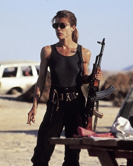 Image result for sarah connor linda