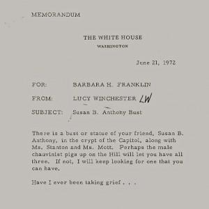 Nixon memo