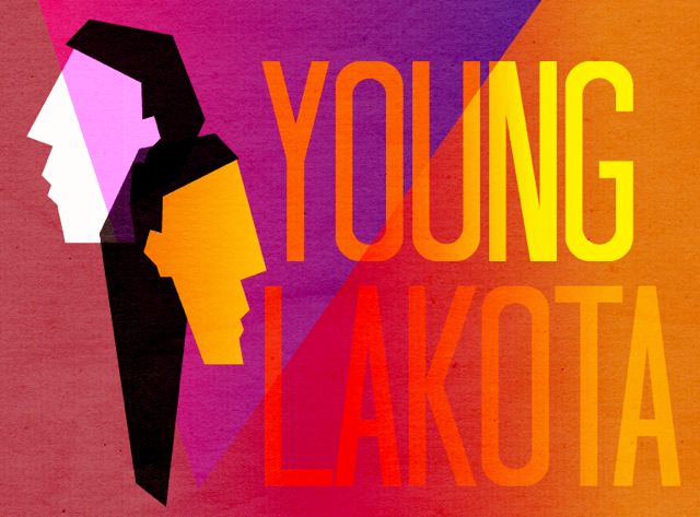 Young lakota graphic
