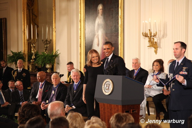 Presidential Medal of Freedom Ceremony at the White House