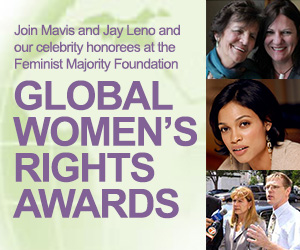 Buy tickets for the Global Women's Rights Awards!