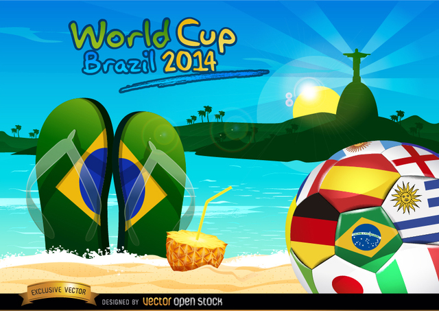 Brazil_2014_Ball_on_Rio_Beach_FREE_VECTOR