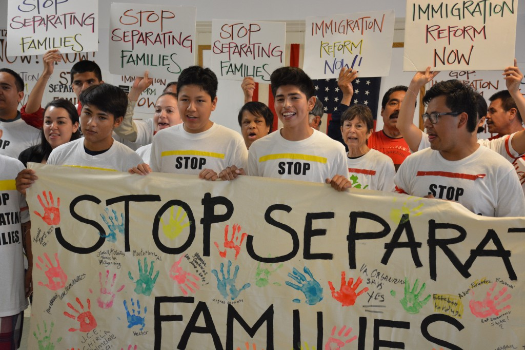 Image result for illegal immigration family separation