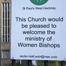 We Heart: Church of England to Welcome Women Bishops