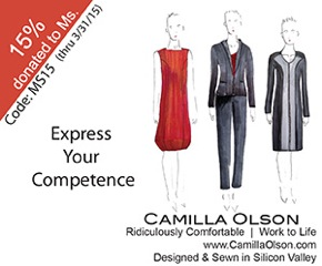Shop Camilla Olson and Support Ms.!