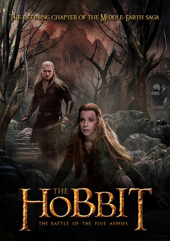 The Final Hobbit Film One Kick Ass Chick Among Sausagefest