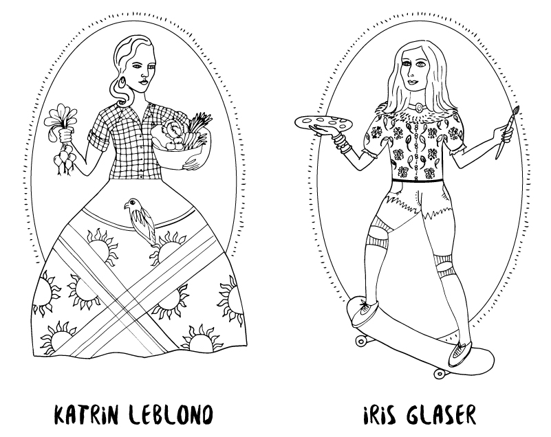 New Coloring Book Lets You Create Your Own Feminist Icon Ms