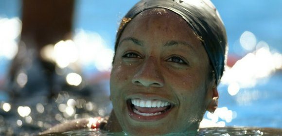 Maritza Correia was the first African American swimmer from the United States to set an American and world swimming record in the Olympics.