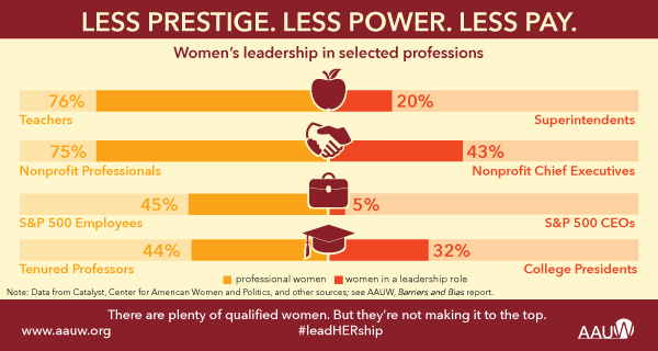 Womens-leadership-in-selected-professions