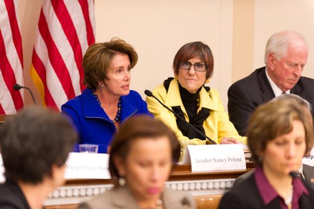 Nancy Pelosi / Creative Commons