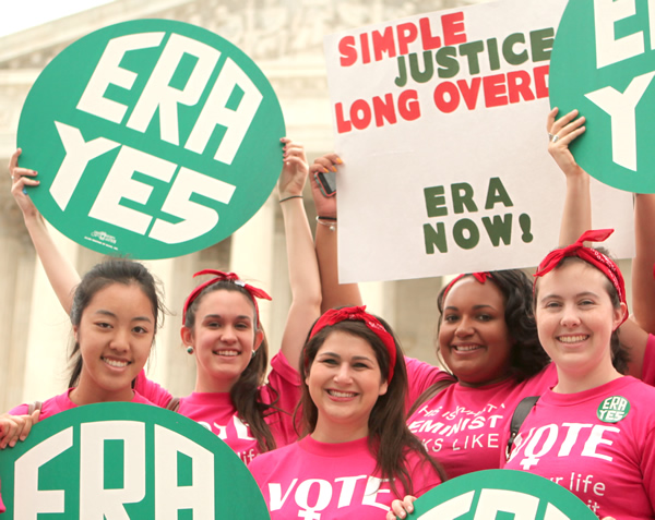 it s time for an equal rights amendment and an end to the war on