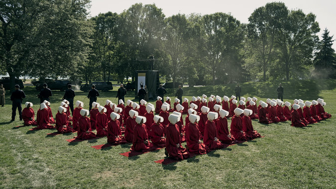 "8 Hidden Biblical Themes in ""The Handmaid's Tale"" – Ms  Magazine"