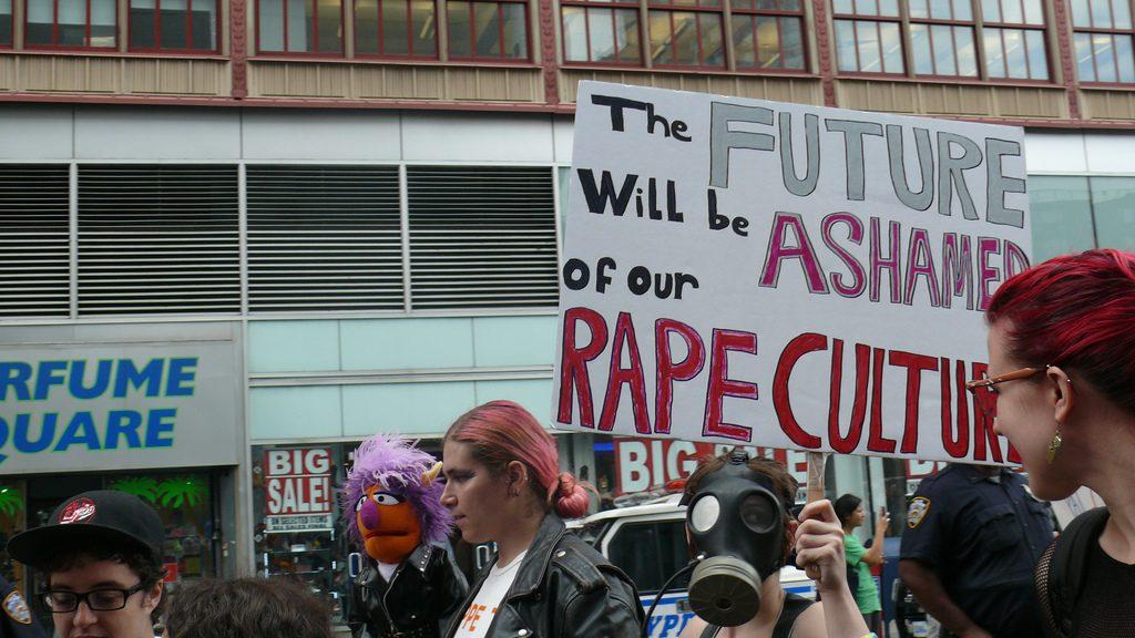 Creative sex demonstrations