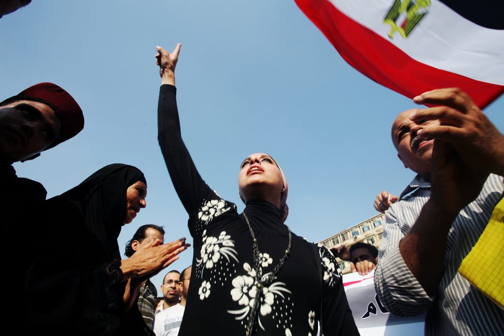 Egypt sexually harassment undercover