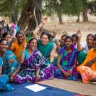 The Bill and Melinda Gates Foundation is Zooming in on Women's Global Economic Empowerment