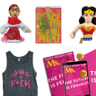 The Ms. Pink Friday Gift Guide: Five Feminist Gifts on Sale NOW in the Feminist Store!