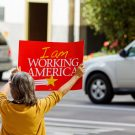 Marching On for Working Moms